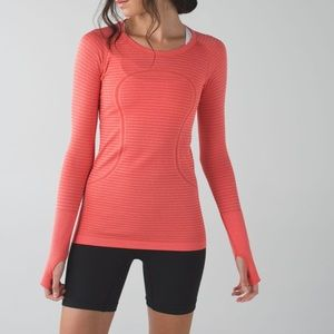 Lululemon Swiftly Tech Long Sleeve Crew - NWT